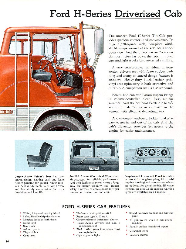 Ford h-series photo - 4