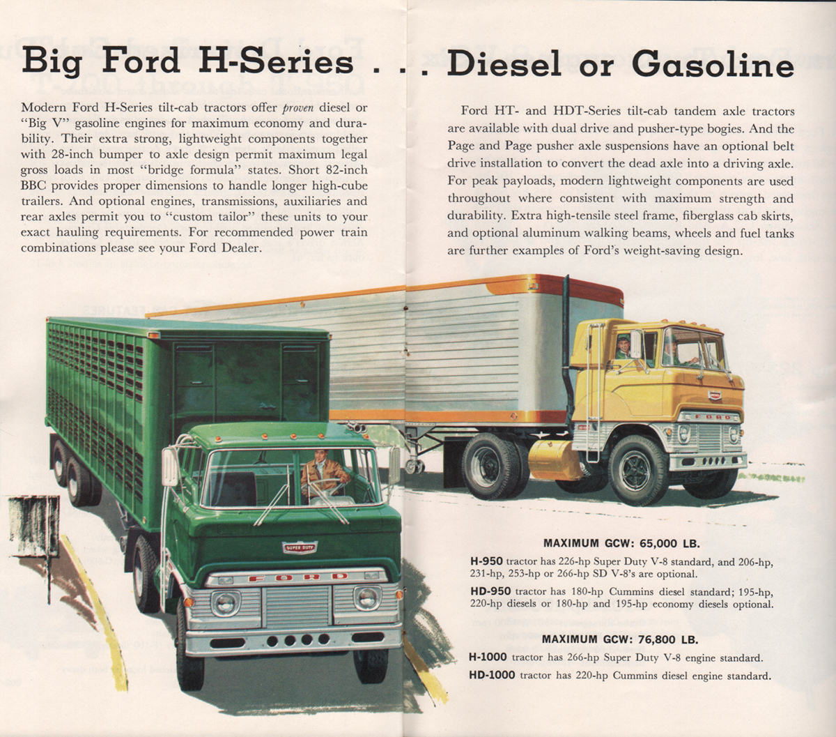 Ford h-series photo - 8