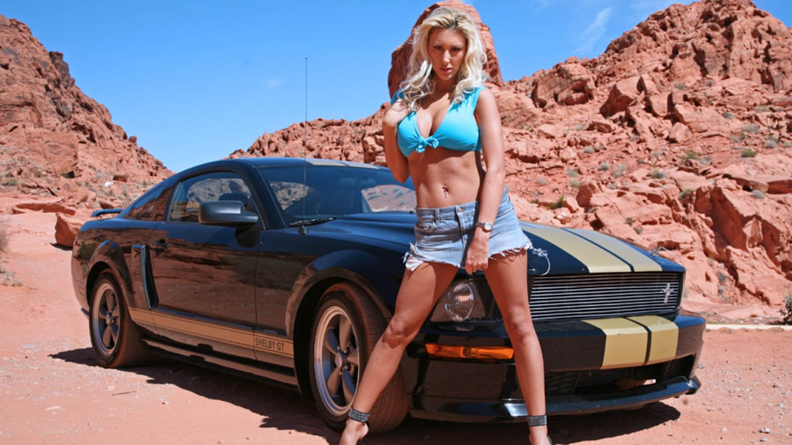 Ford hot photo - 10