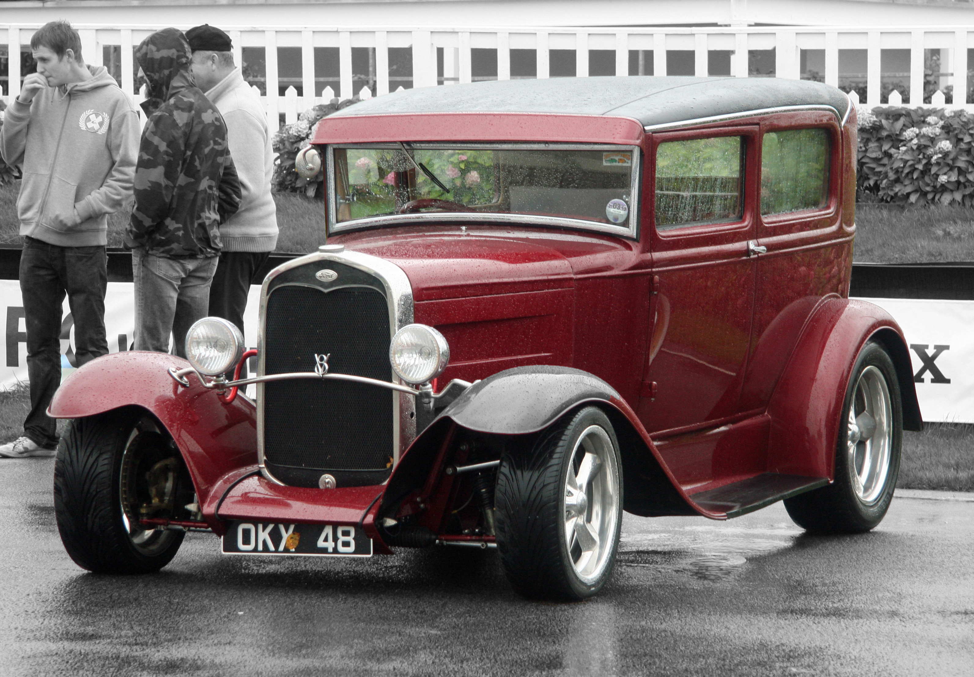 Ford hot photo - 2