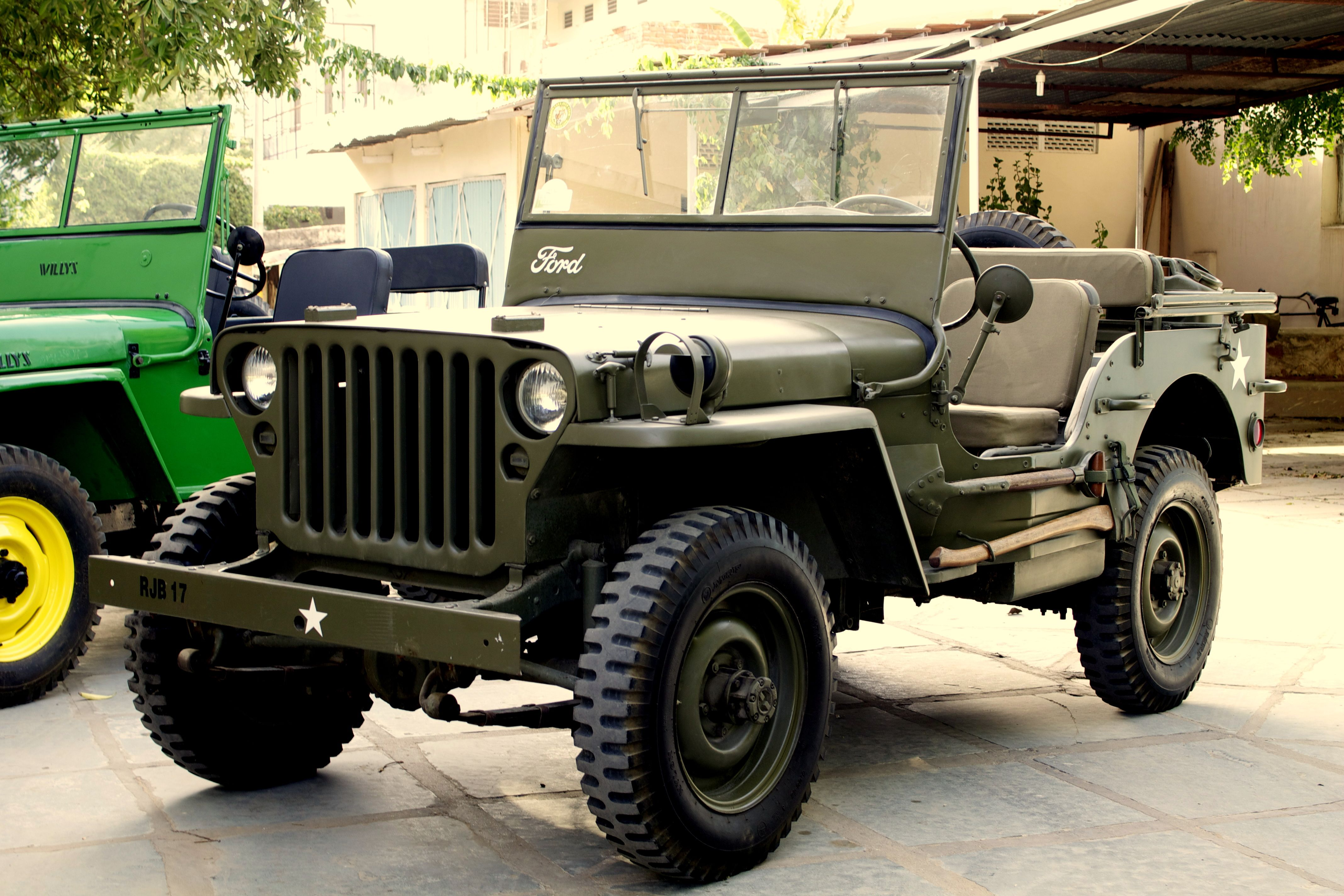 Ford jeep photo - 1