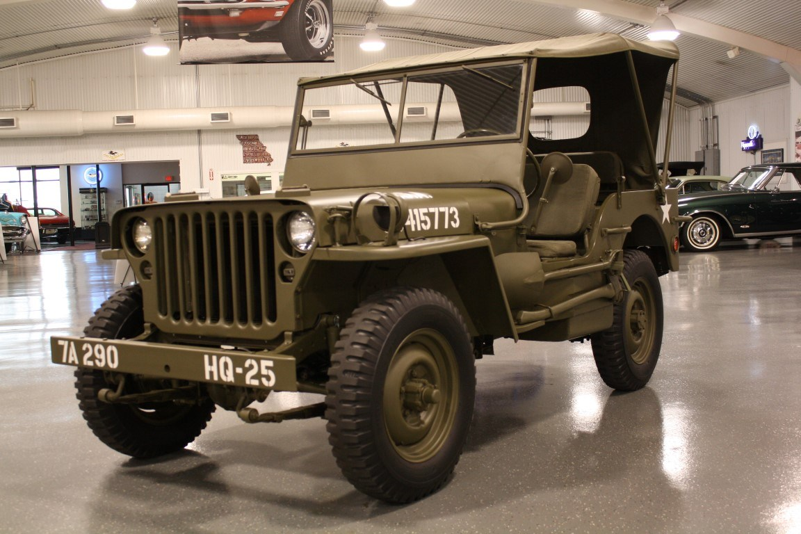 Ford jeep photo - 10