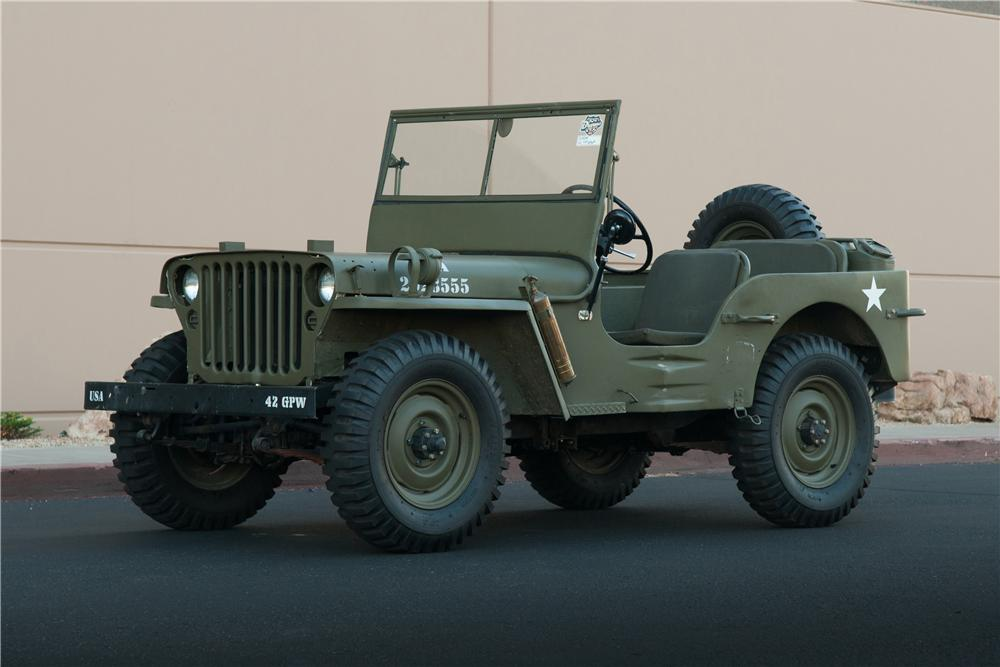 Ford jeep photo - 3