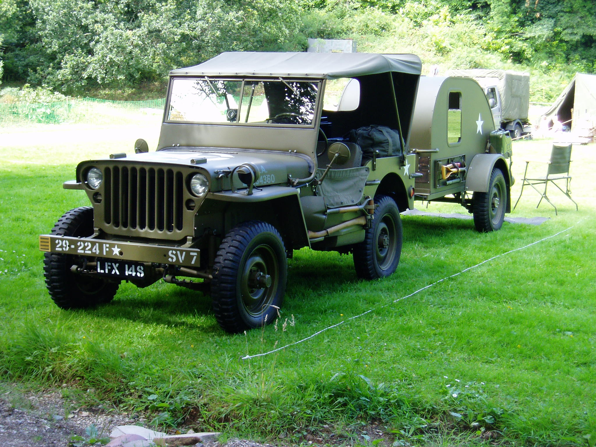 Ford jeep photo - 4