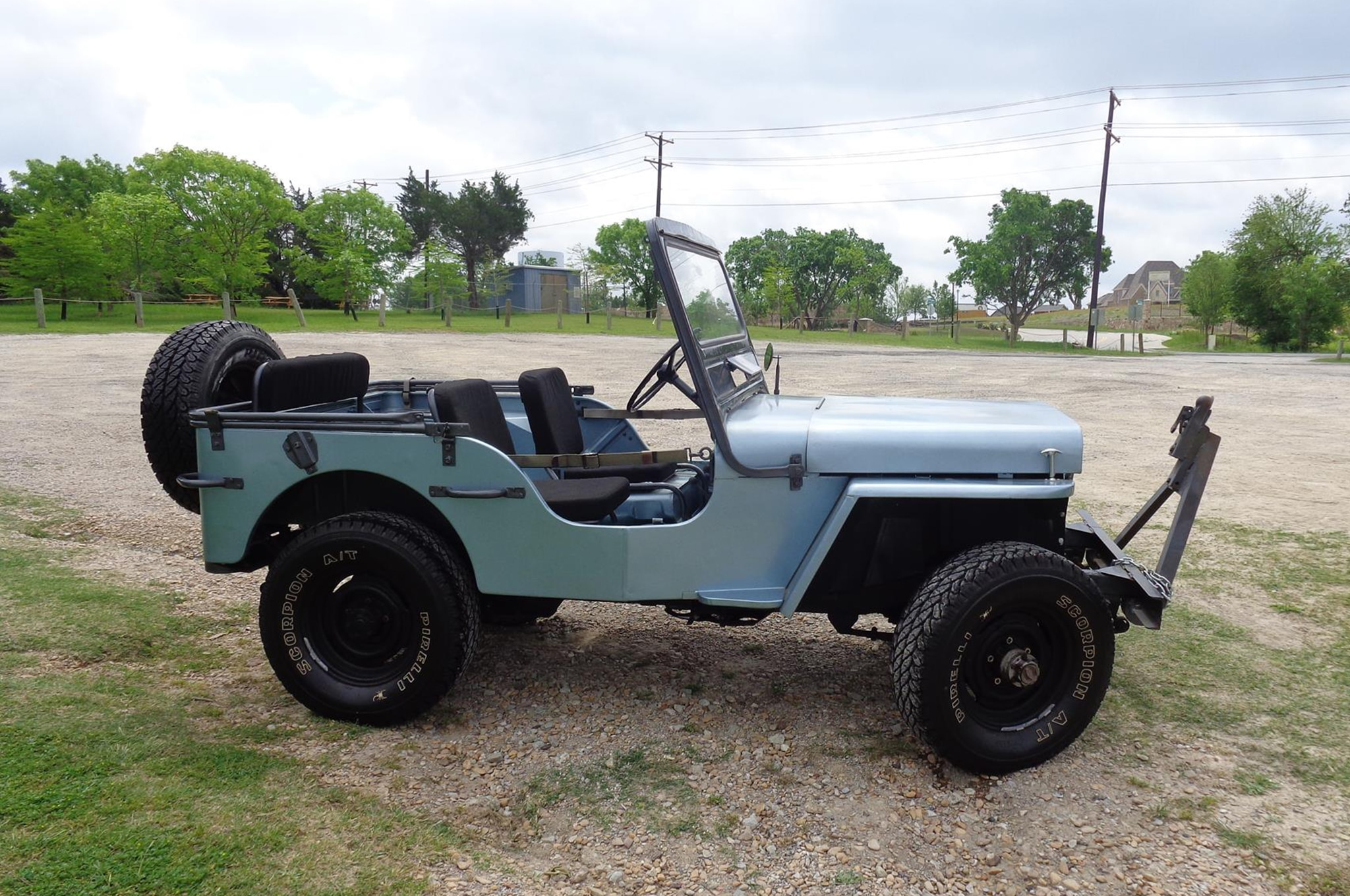 Ford jeep photo - 7