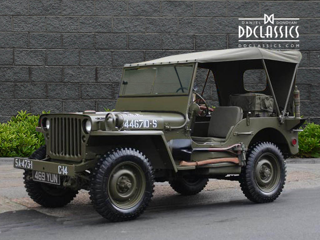 Ford jeep photo - 8