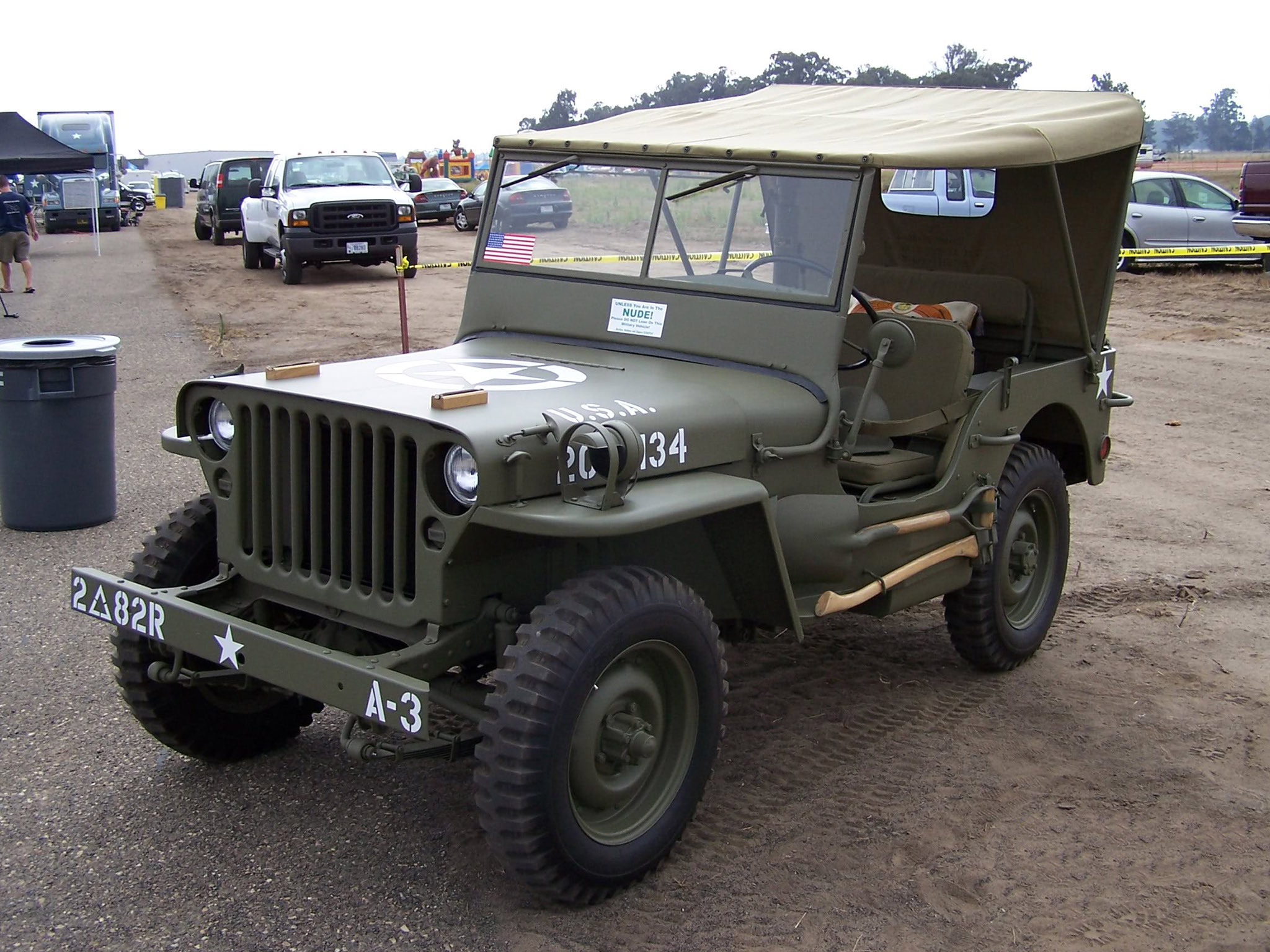 Ford jeep photo - 9