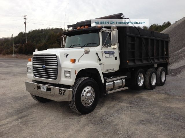 Ford l9000 photo - 10