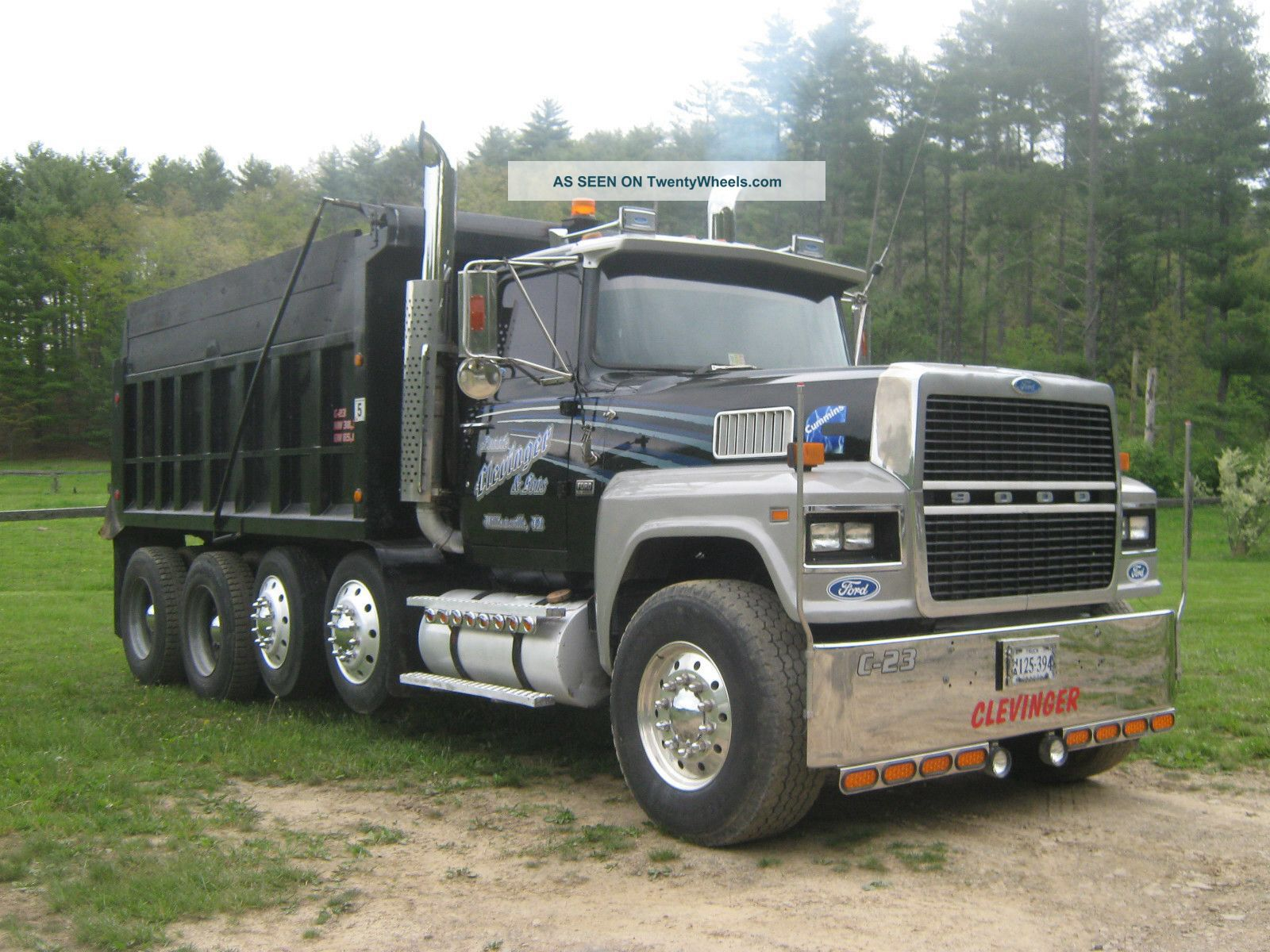 Ford ltl9000 photo - 2