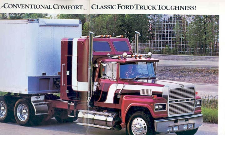 Ford ltl9000 photo - 6