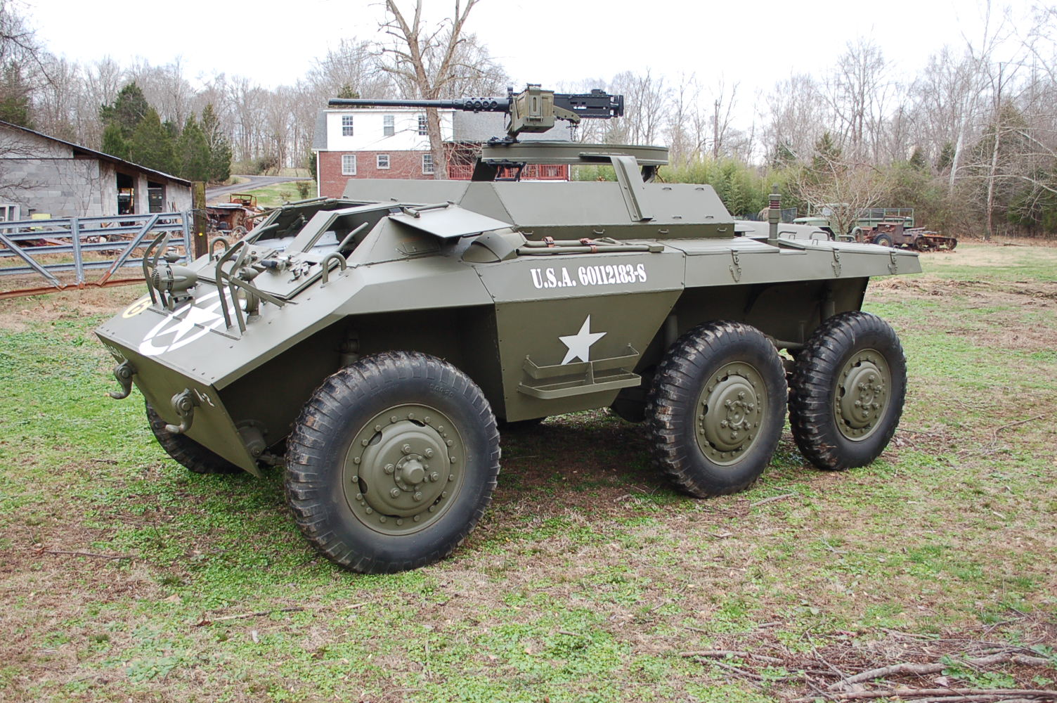 Ford m20 photo - 1