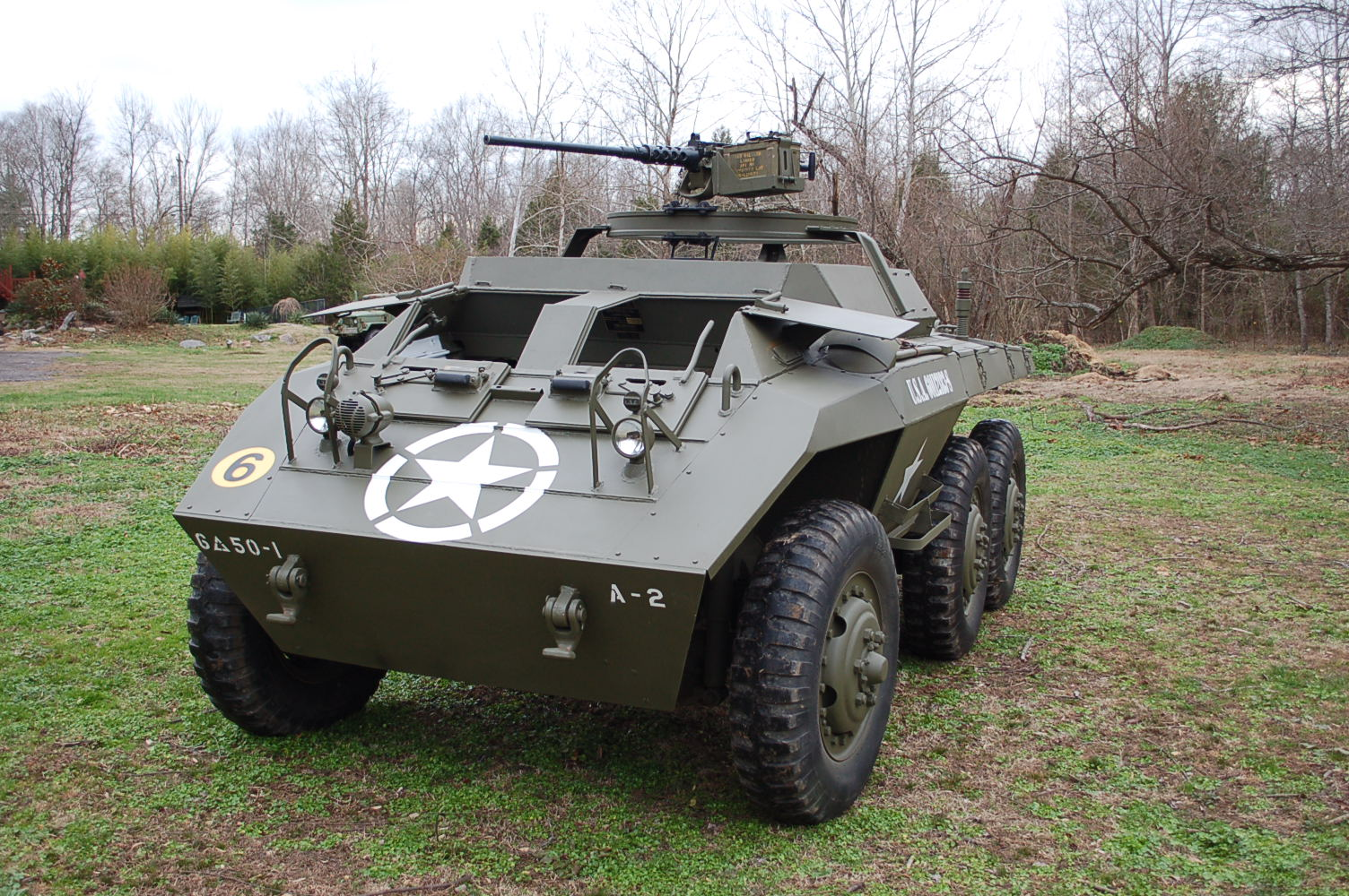 Ford m20 photo - 2