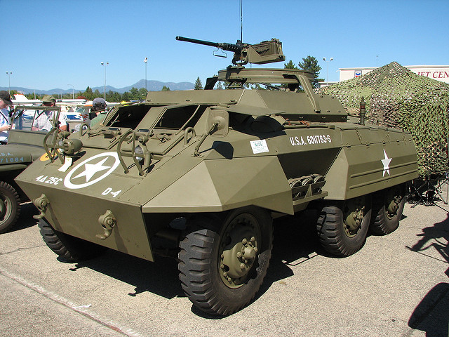 Ford m20 photo - 4