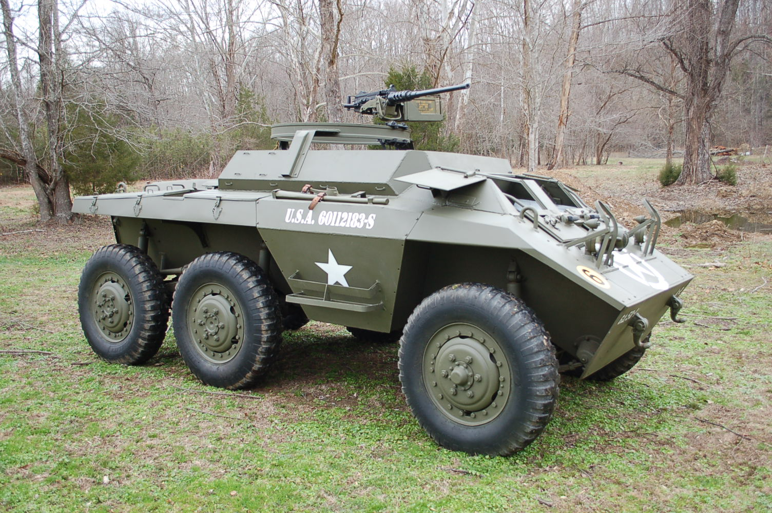 Ford m20 photo - 5