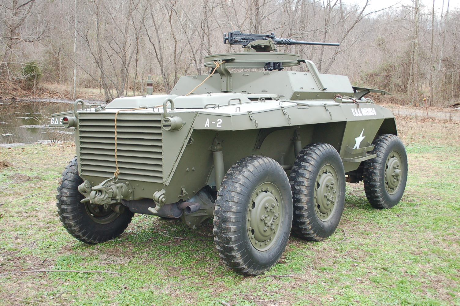 Ford m20 photo - 7