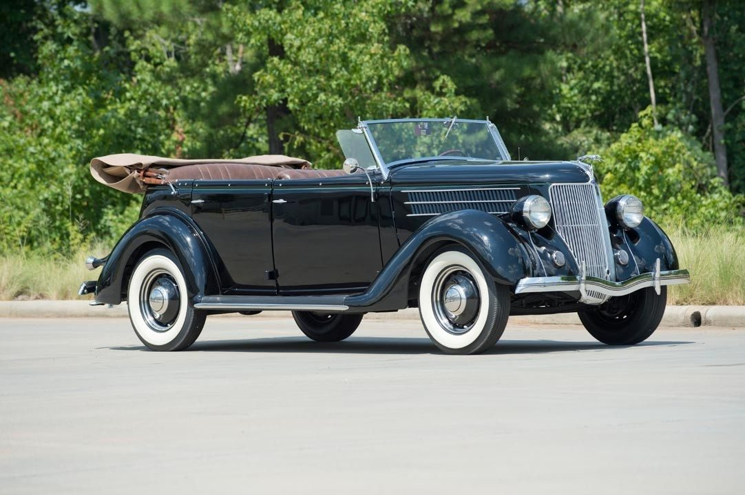 Ford phaeton photo - 4