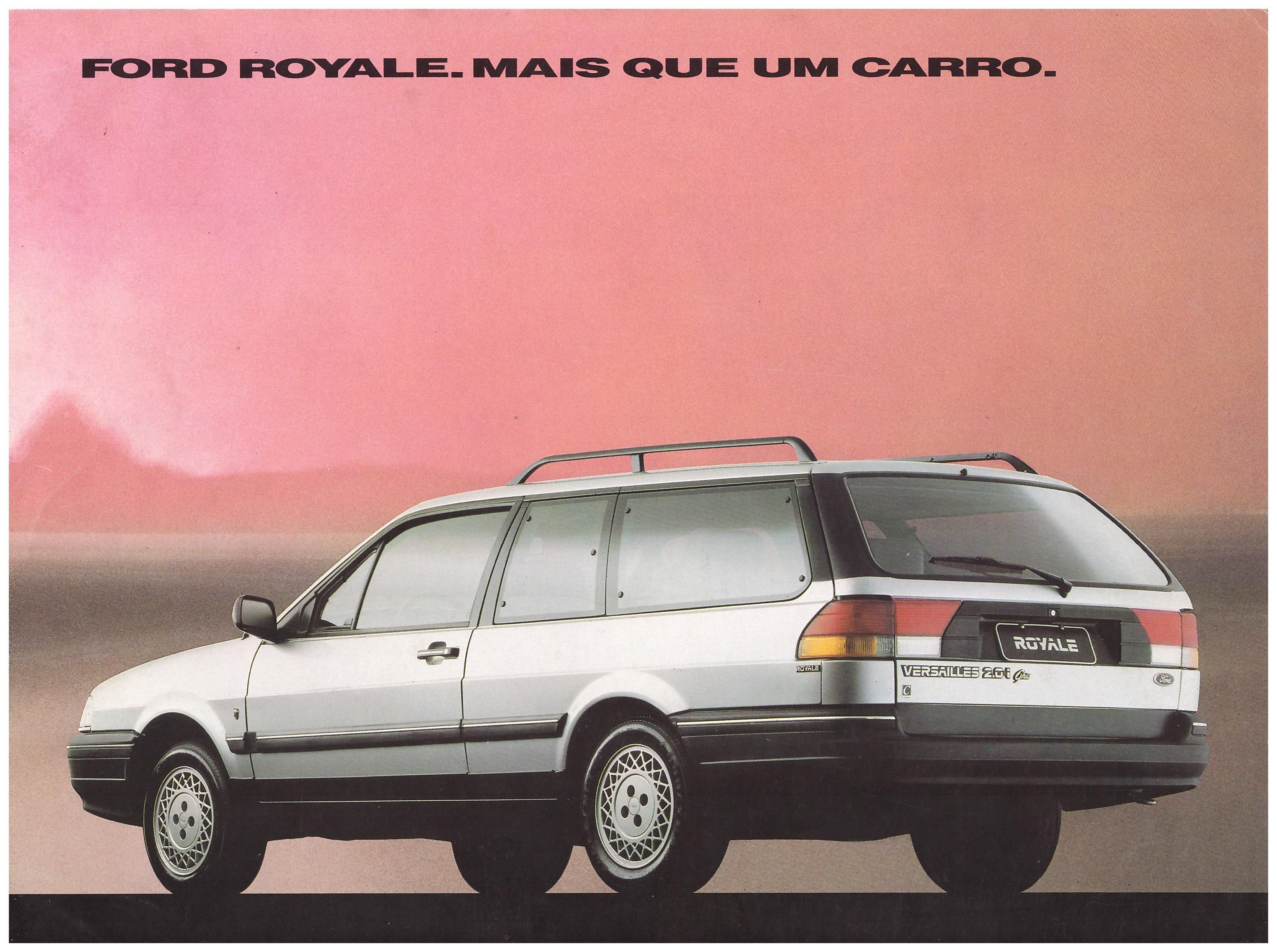 Ford royale photo - 9