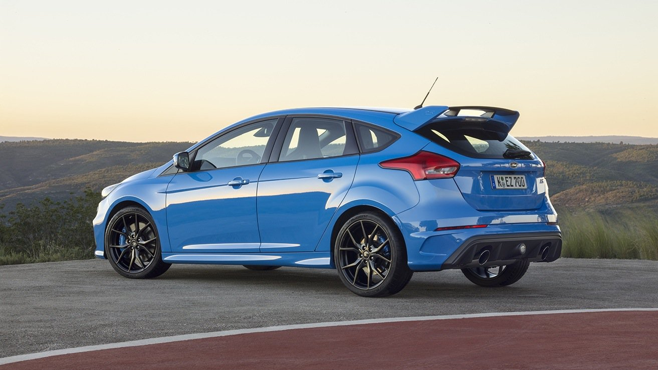 Ford rs photo - 10