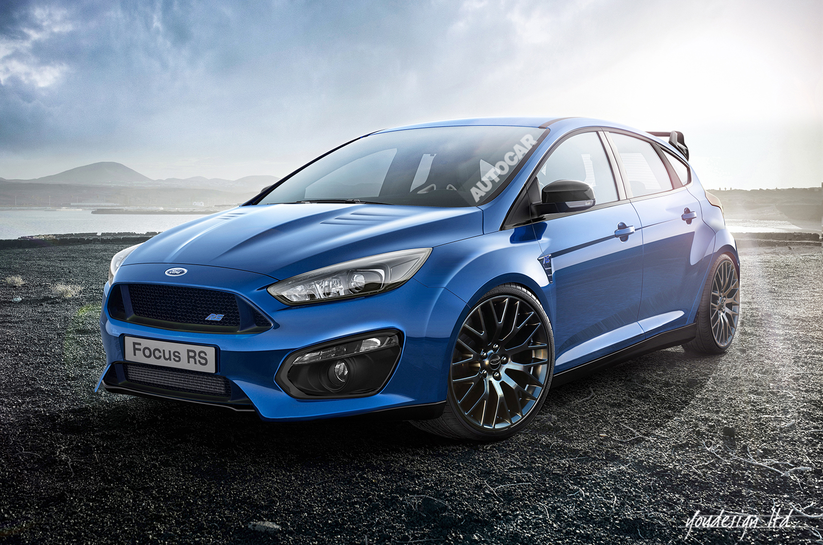 Ford rs photo - 3