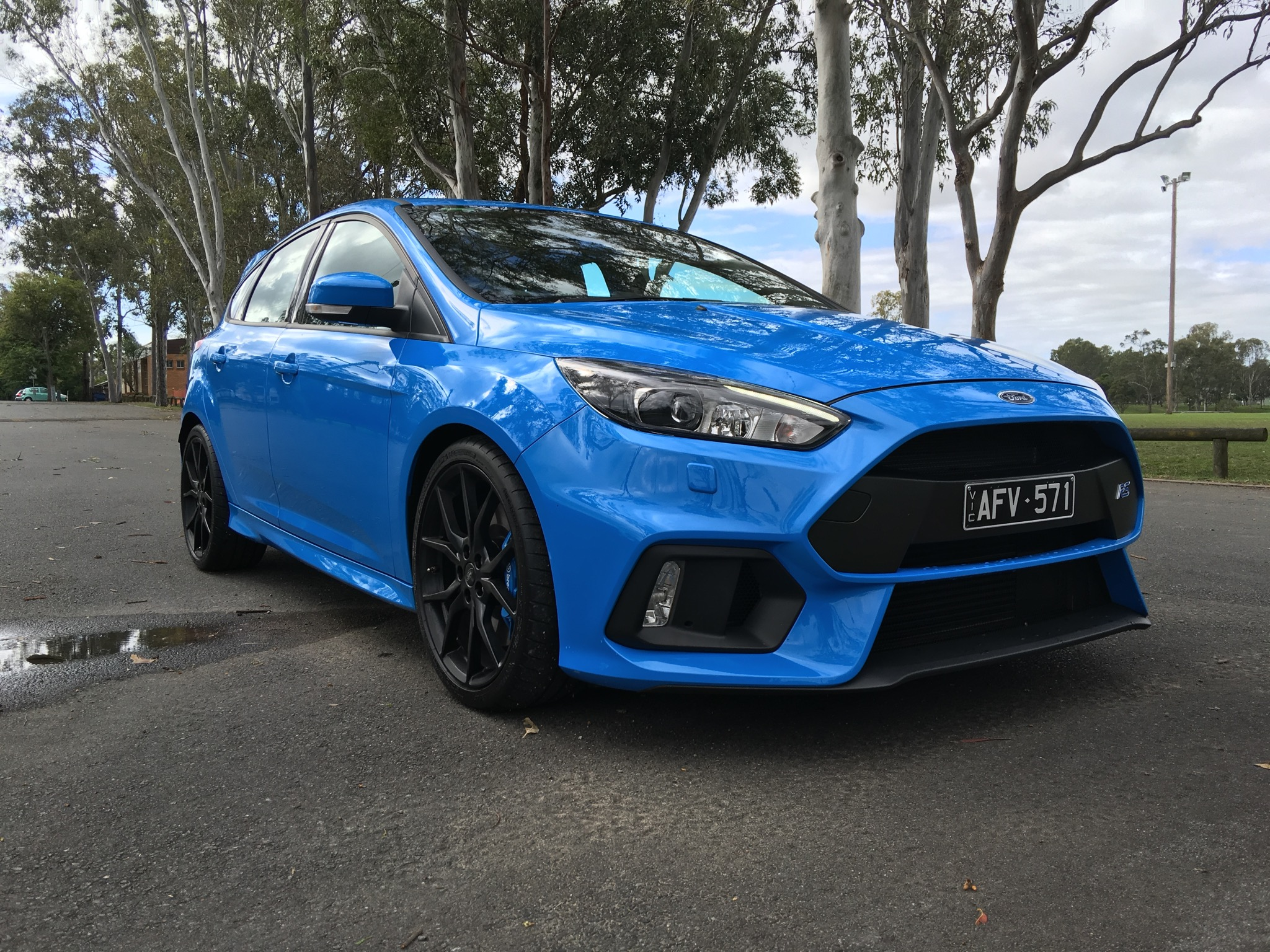 Ford rs photo - 4