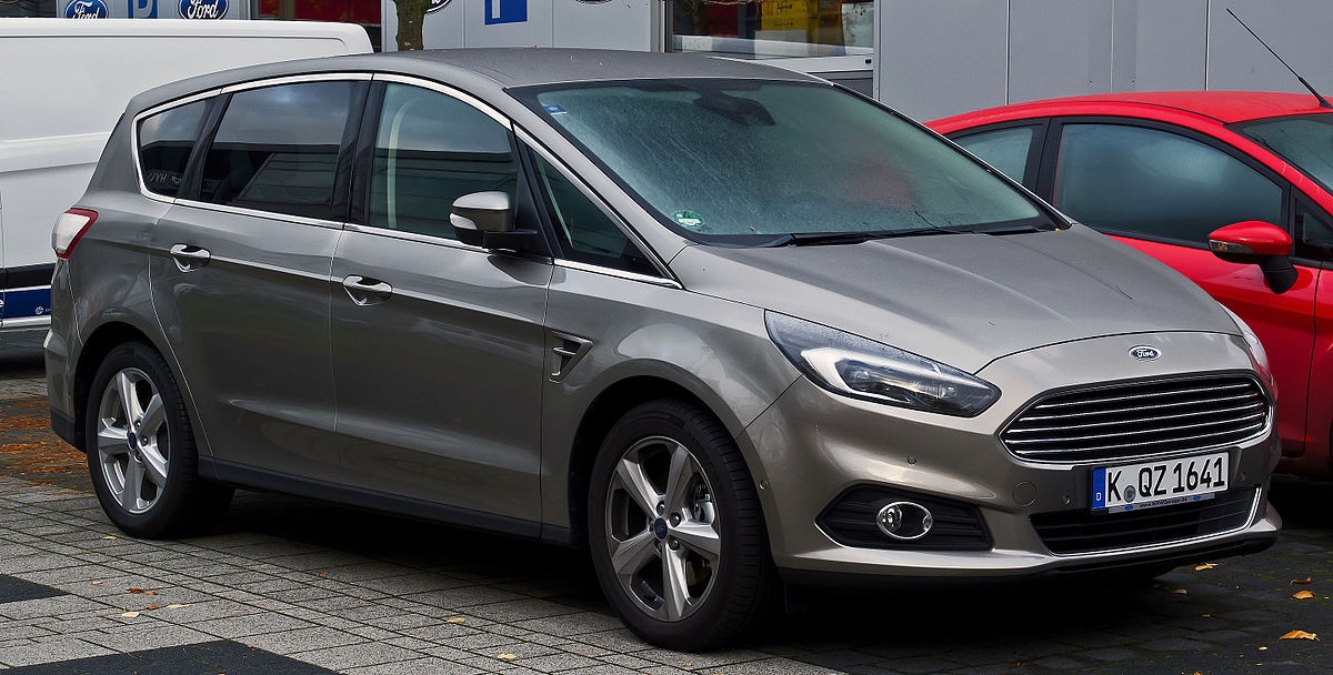 Ford s-max photo - 2