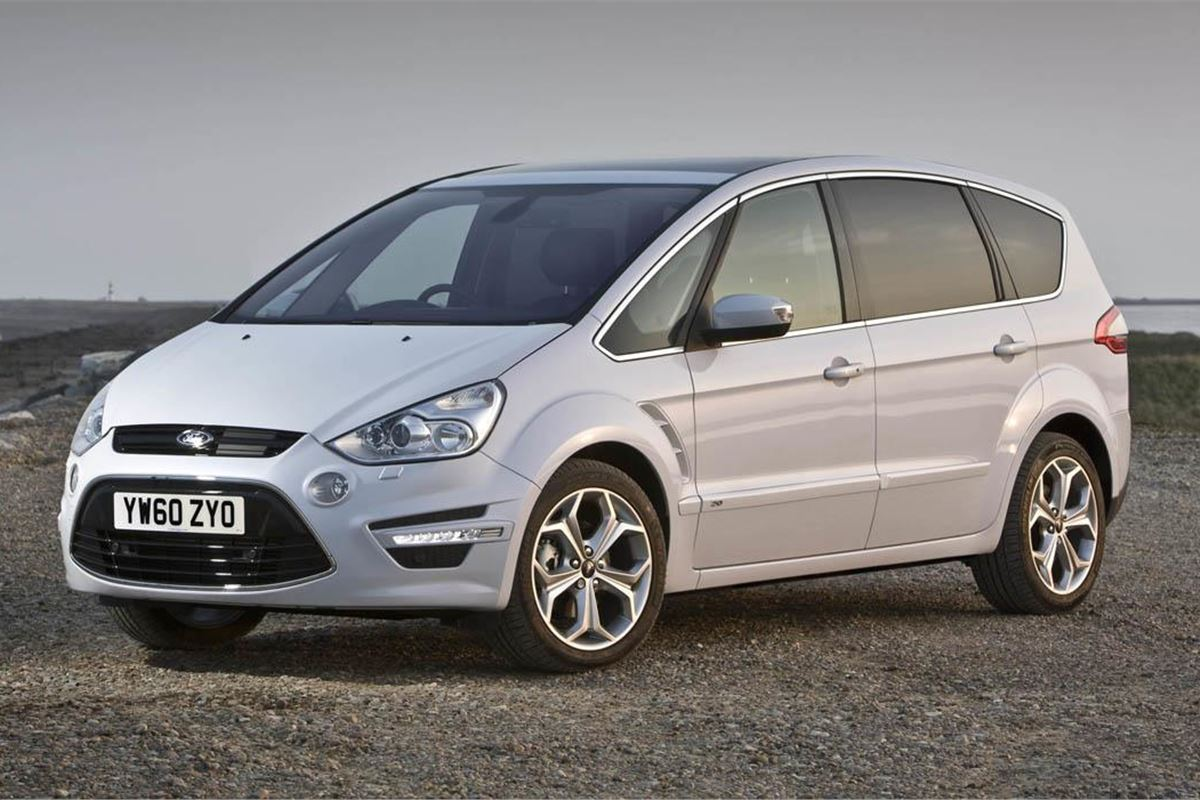 Ford s-max photo - 5