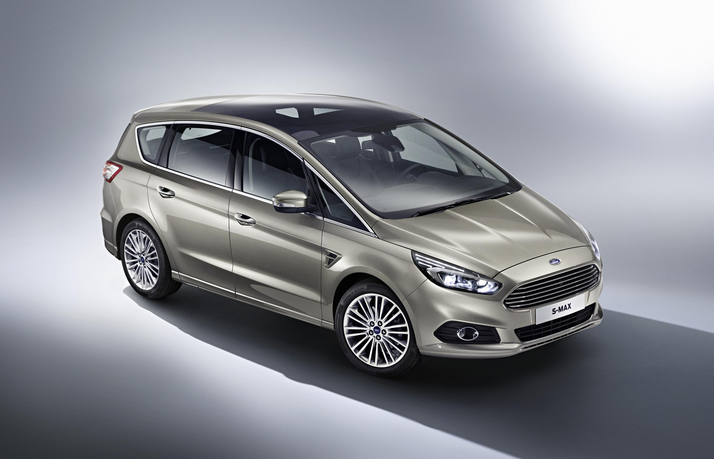 Ford s-max photo - 6