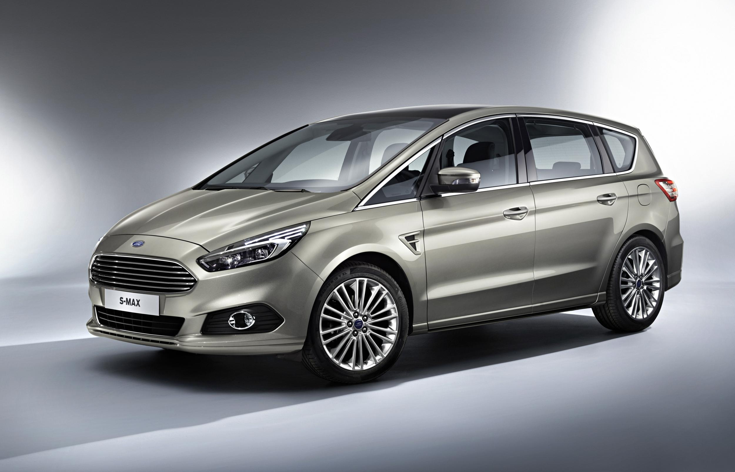 Ford s-max photo - 7