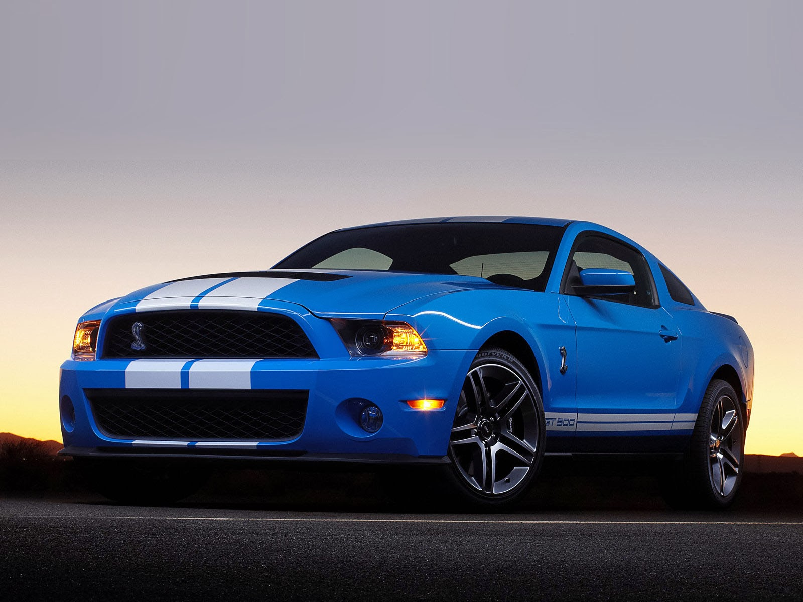 Ford shelby photo - 3