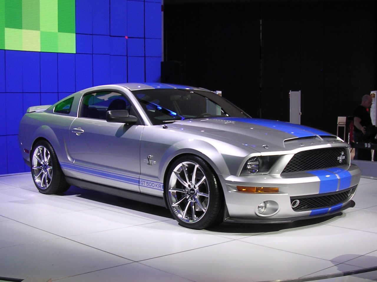 Ford shelby photo - 4