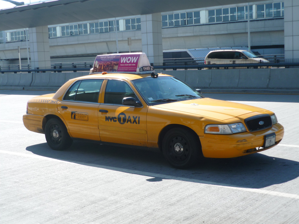 Ford taxi photo - 1