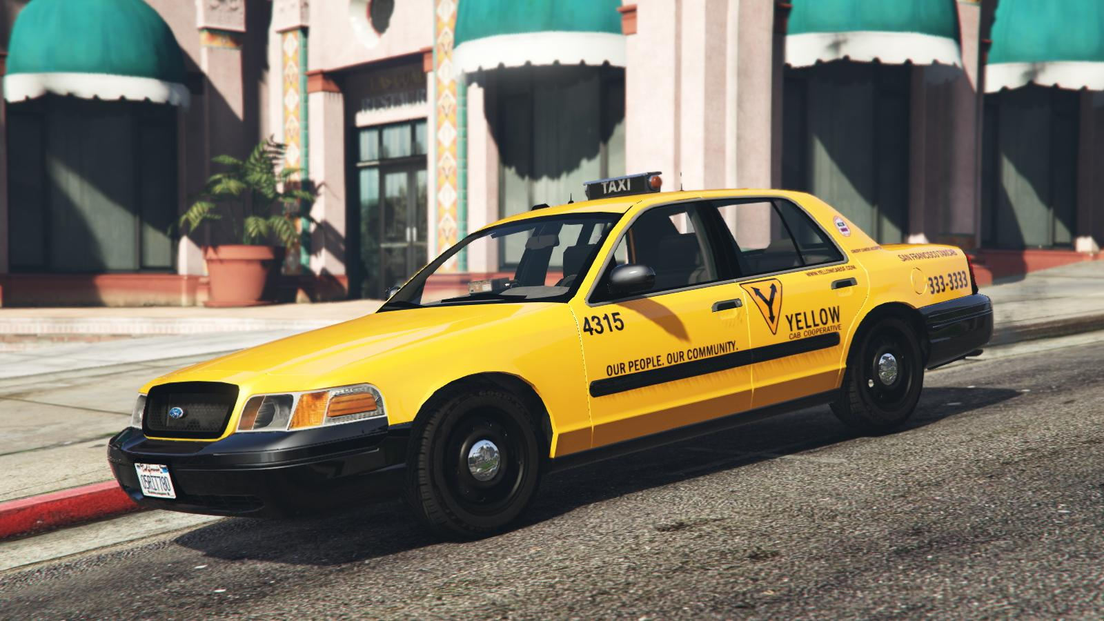 Ford taxi photo - 4