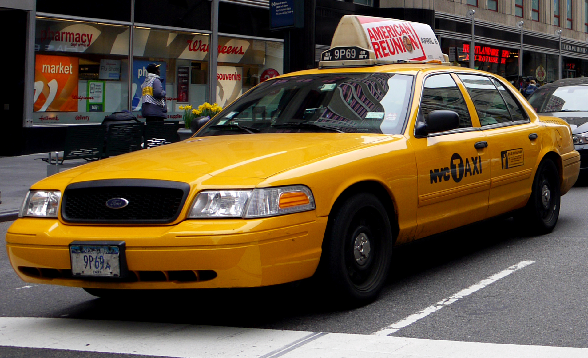 Ford taxi photo - 5