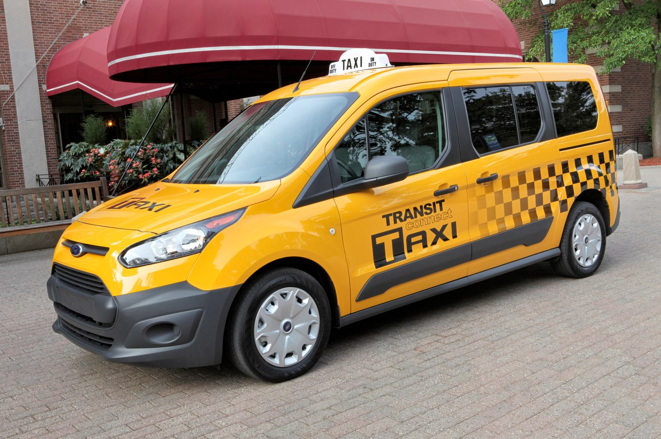 Ford taxi photo - 6