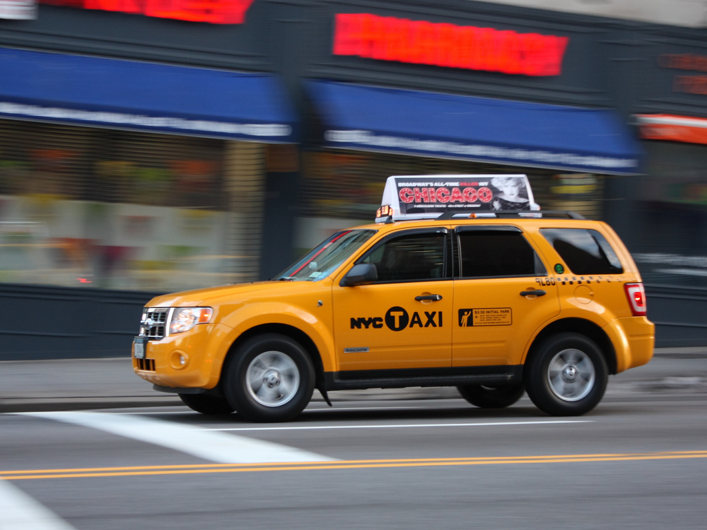 Ford taxi photo - 8