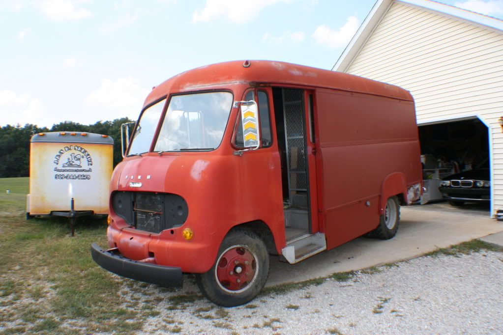 Ford vanette photo - 1