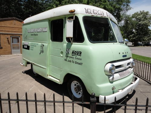 Ford vanette photo - 10
