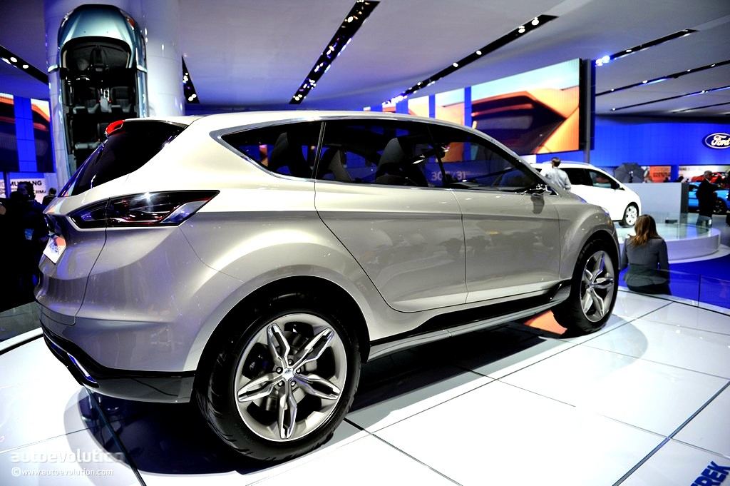 Ford vertrek photo - 10