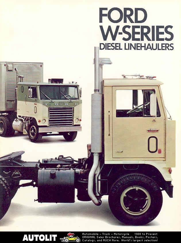Ford w-series photo - 7
