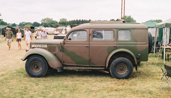 Ford wot2 photo - 1