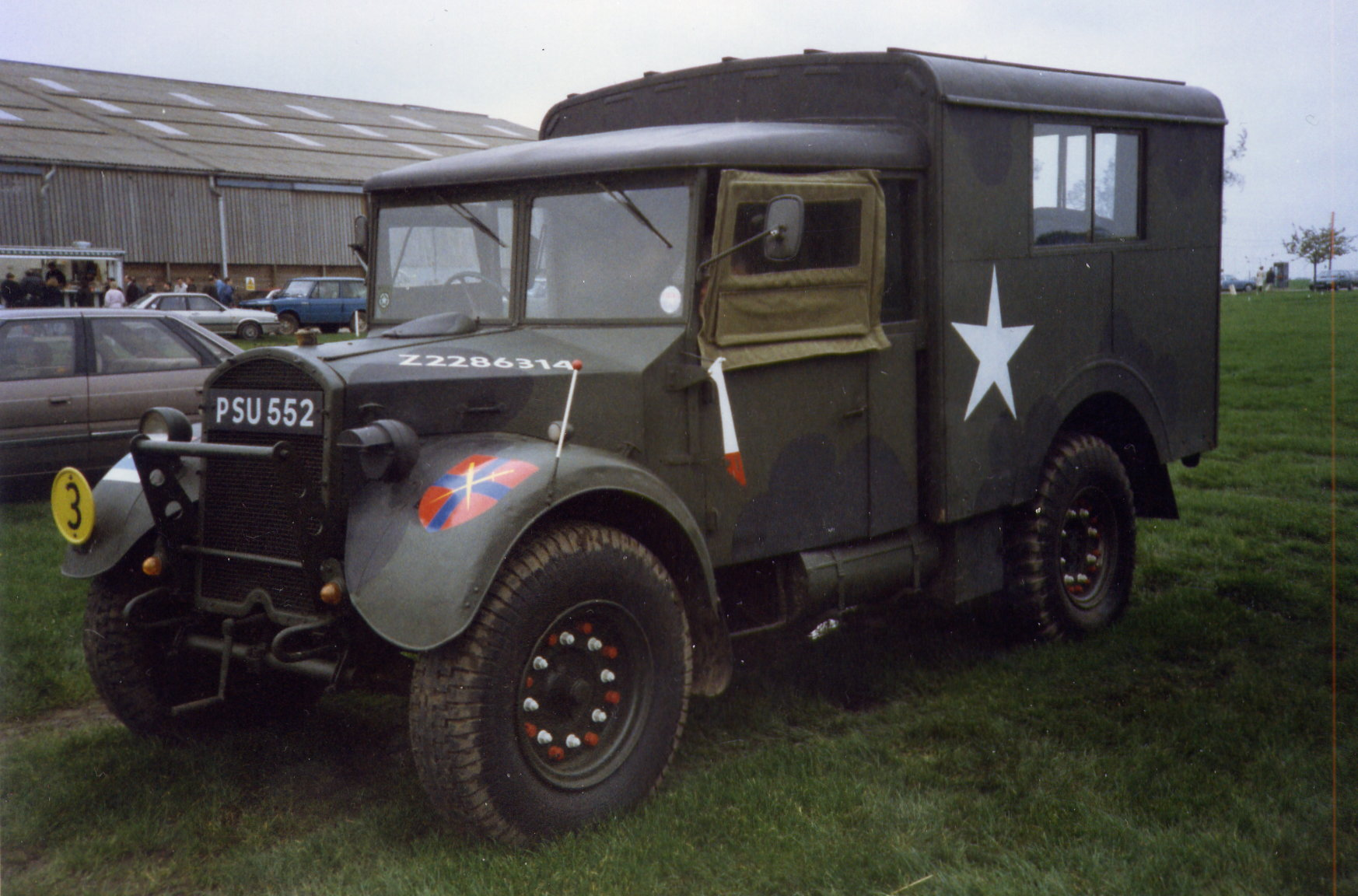 Ford wot2 photo - 9