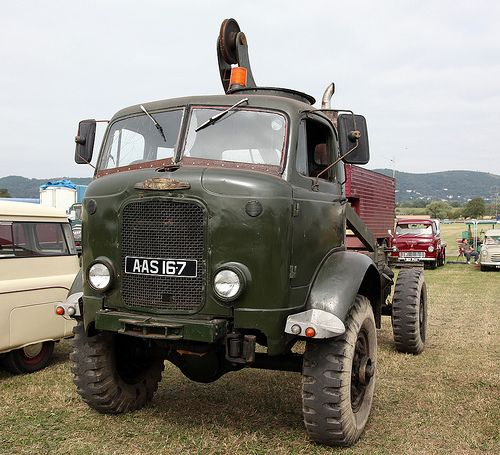 Ford wot6 photo - 10