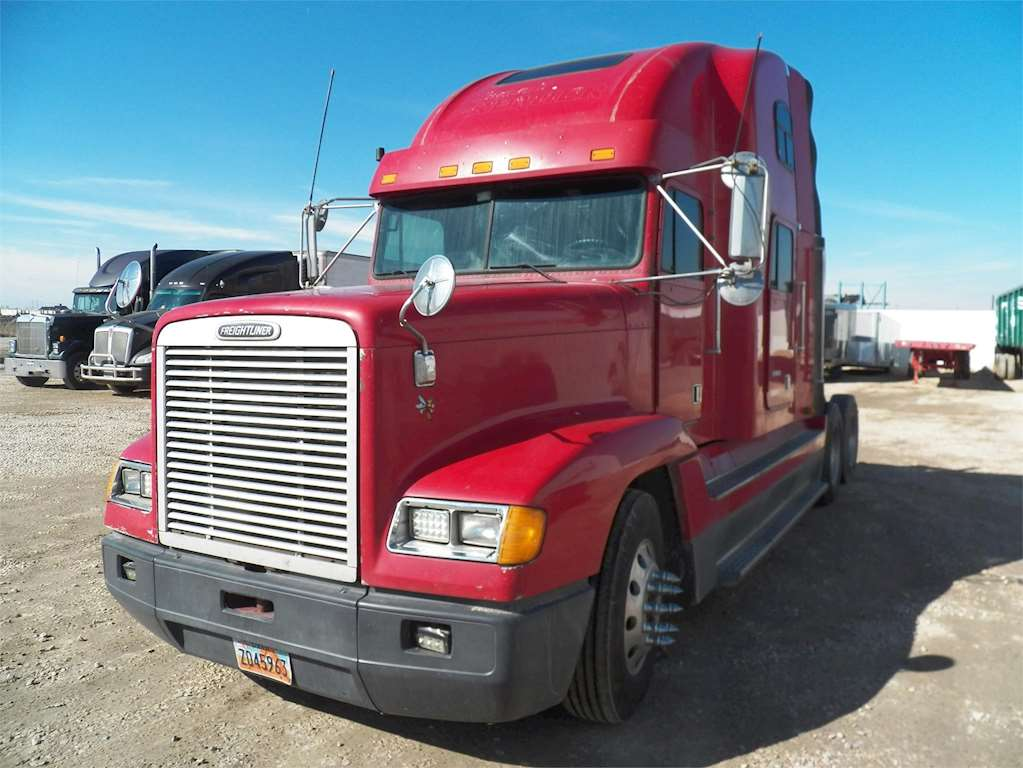 Freightliner classic photo - 3