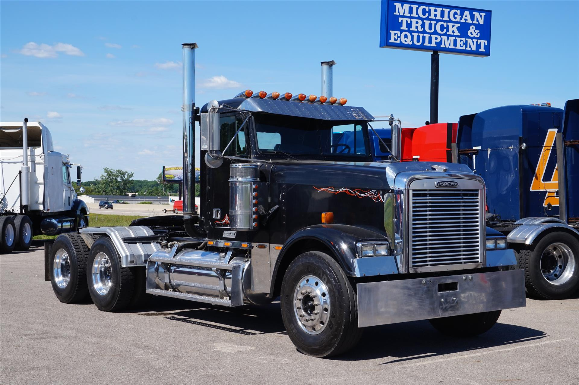 Freightliner classic photo - 6