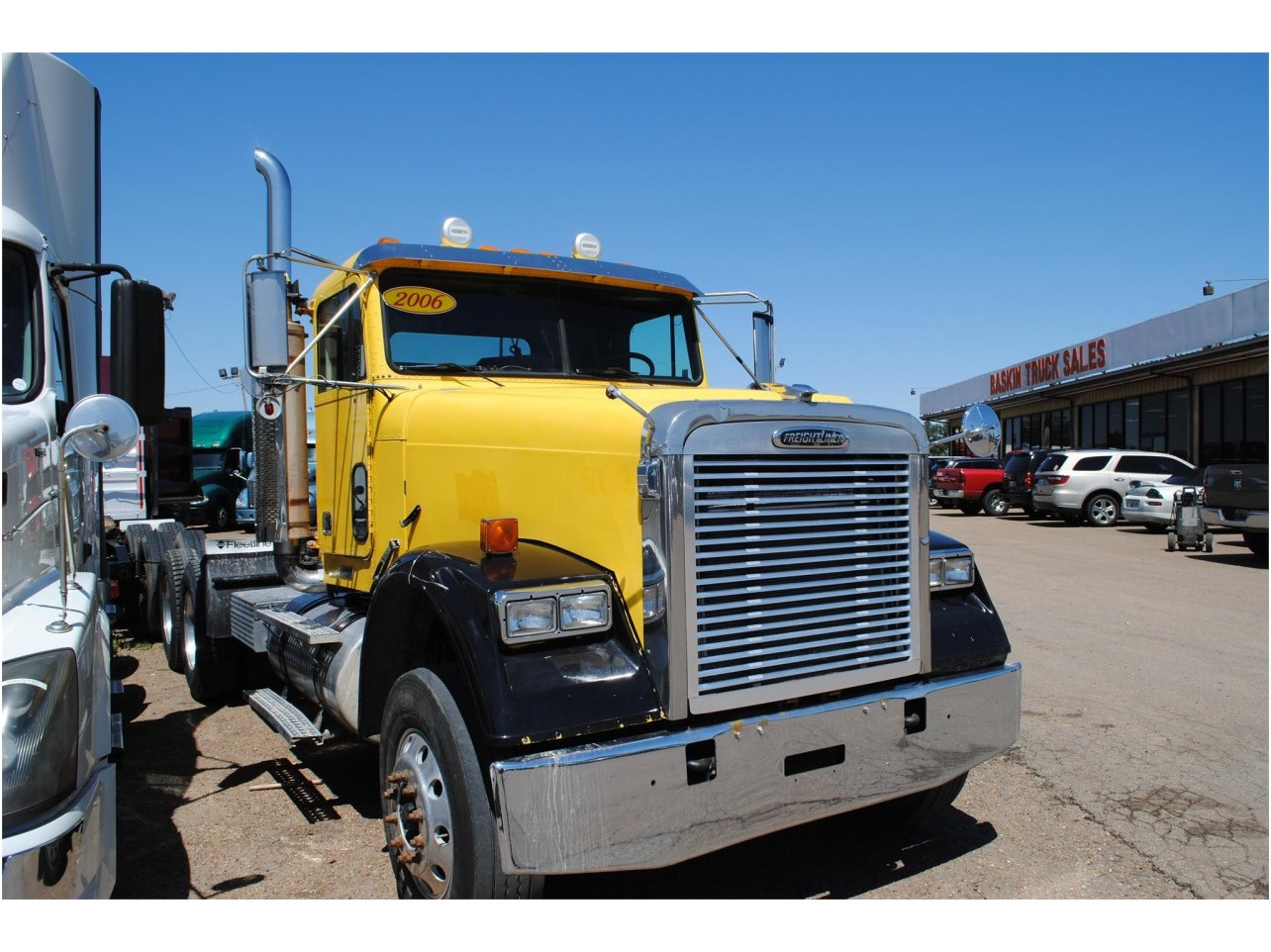 Freightliner classic photo - 7