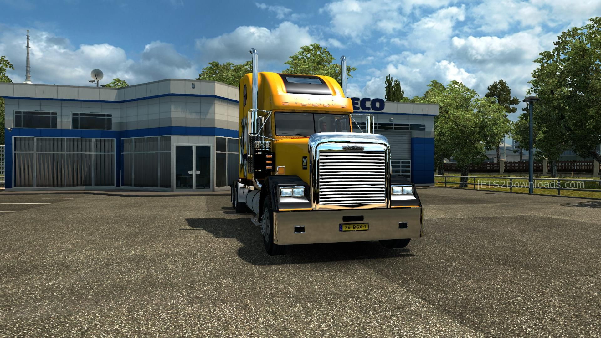 Freightliner classic photo - 9