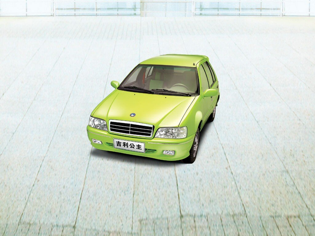 Geely haoqing photo - 6