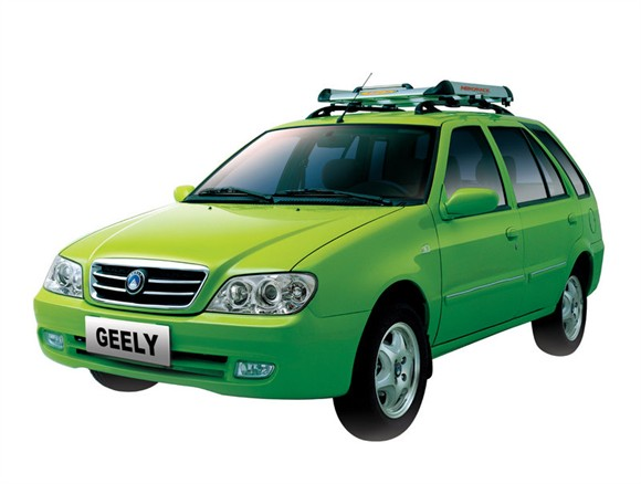 Geely haoqing photo - 7