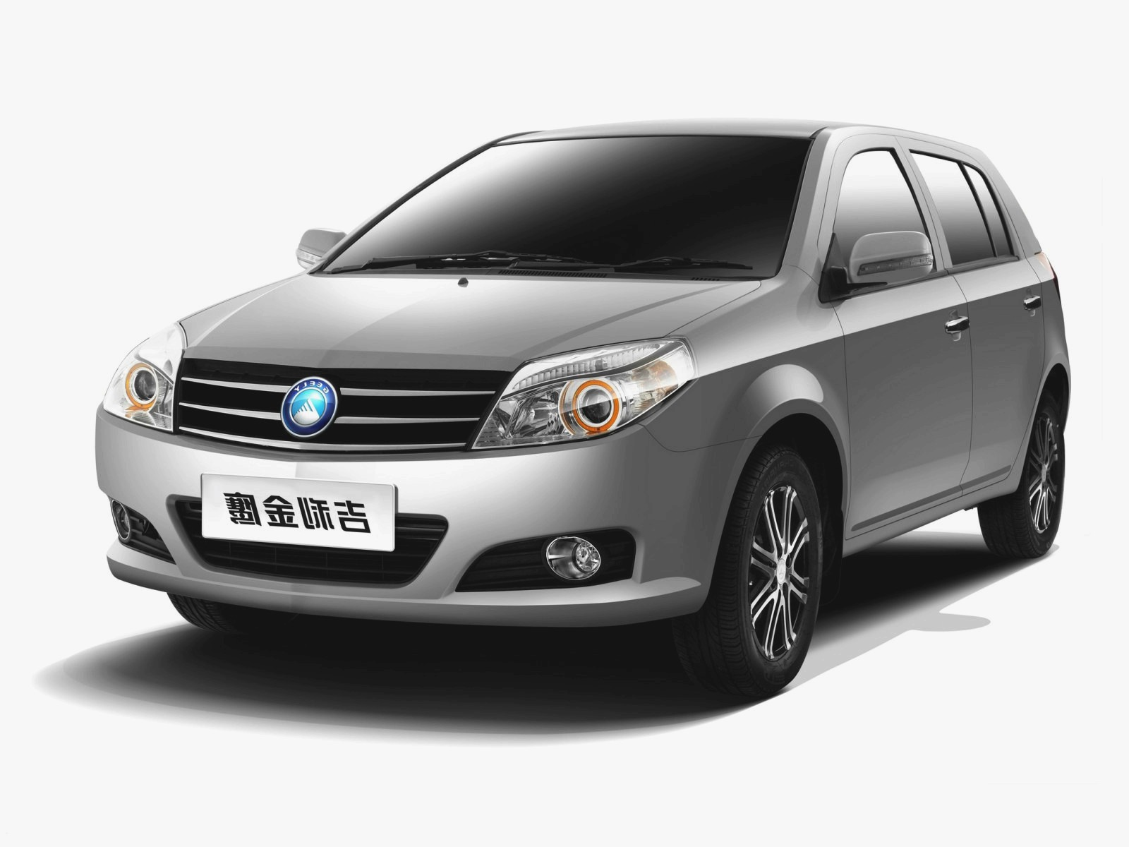 Geely vision photo - 10