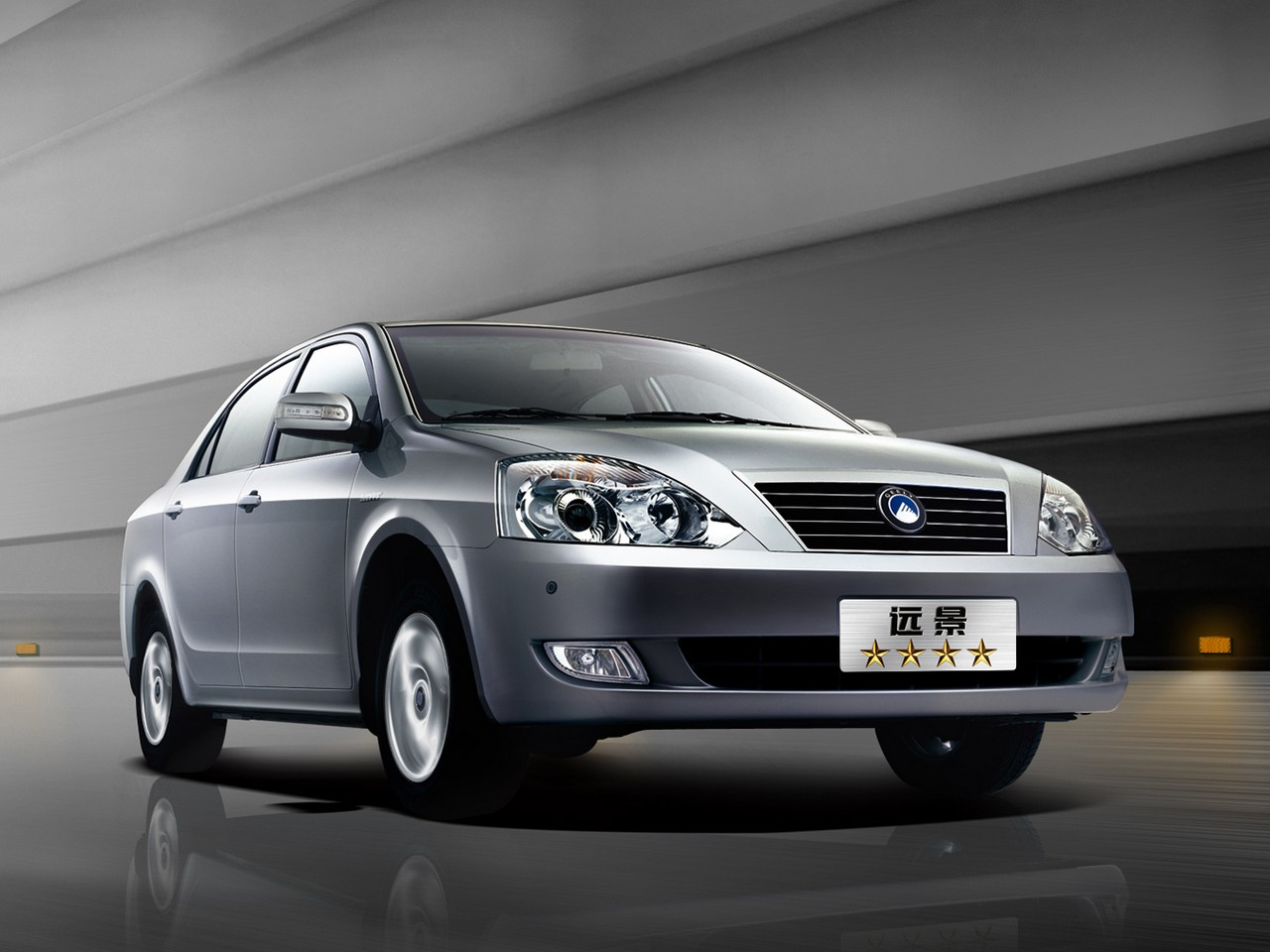 Geely vision photo - 4